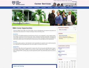 LBS MBA Careers - Lagos Business School Ajah