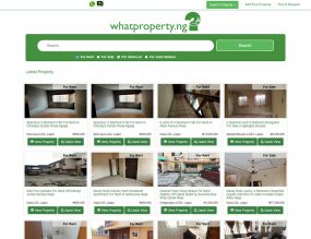 Whatproperty - Real Estate and Estate Agent in Ikeja Lagos