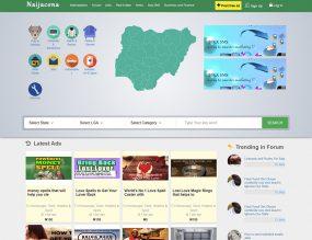 Nigeria classified website